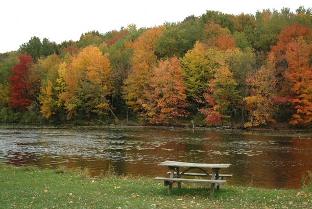 Moraine State Park PA